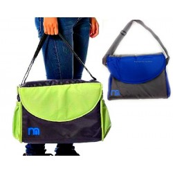 Mothercare Essential Baby Change Bag- 2 colours (Green, Blue)
