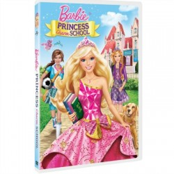 BARBIE Princess Charm School DVD