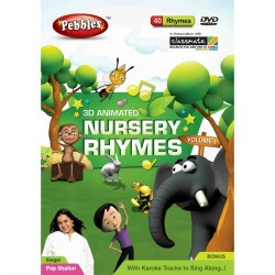 Pebbles 3D Nursery Rhymes Vol-1