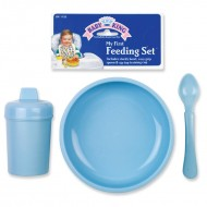 Baby King My first Feeding set- Blue or Pink