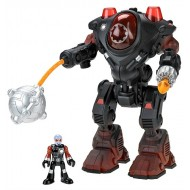 Fisher-Price Imaginext- Villain Robot (3-8yrs)