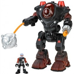 Fisher-Price Imaginext- Villain Robot (3-8yrs)