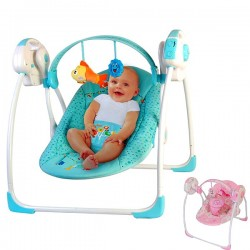 Primi baby Portable Swing-Pretty in Pink or Blue