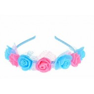 Sweet Girls Flower Garland Hair band