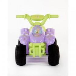 Disney Fairy Girls' 6-Volt Battery-Powered Quad Ride-On