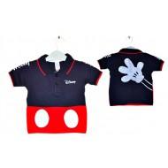 Mickey Mouse Boys Polo tees- 2 colours (6mths-18mths)