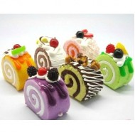 Food Fridge Magnets- Doughnuts, Cake etc