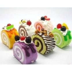 Food Fridge Magnets- Doughnuts, Cake etc