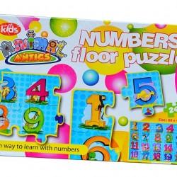 Kids Animal Antics Numbers Floor Puzzle
