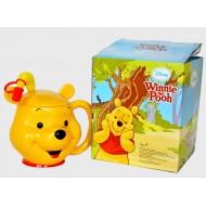 Disney Winnie The Pooh 3d Straw Mug with Lid
