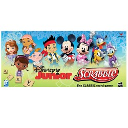 Disney Junior Scrabble Game