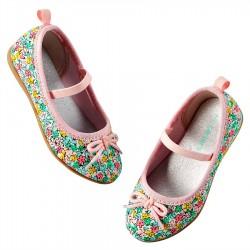 Carter's Floral Ballet Flats- US size 6, 7, 8, 10