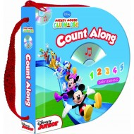 Disney Mickey Mouse Clubhouse: Count Along (Zip & Carry book with audio CD)