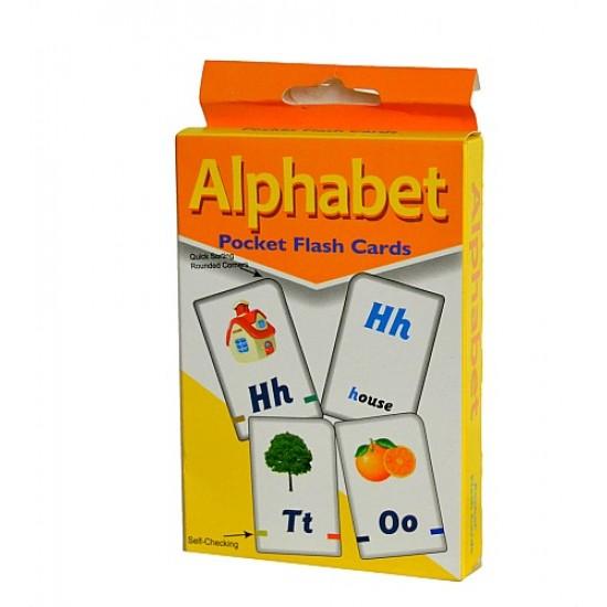 Alphabet Pocket Flashcards
