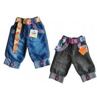 Little Kangaroo Girls Bubble Denim Jeans- 1-5yrs