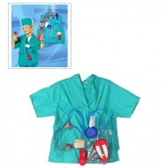 Surgeon Kids Costume (3-6yrs)