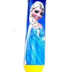 Cartoon pencil-shaped Zipper case- assorted characters