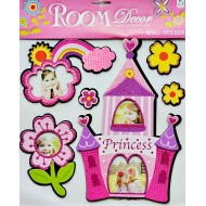 Photo Collage Room Decor Sticker- 2 designs