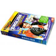 Rock & learn 5 DVD Box- Includes Phonics, Sightword, Reading, Alphabet, Letter Sounds (Kindergarten - basic 2)