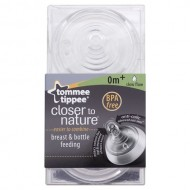 Tommee Tippee Closer To Nature 2X Easi-Vent Teats