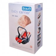 Bravo Baby Carrier and Car Seat