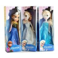 Frozen Anna & Elsa 9inch Dolls