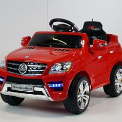 Kids Electric Ride On Mercedes-Benz 4matic ML350