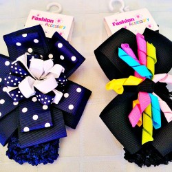 Funky Hair Accessories- assorted Designs