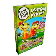 LeapFrog: Learning DVD Set- 4 DISC