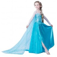 Disney Frozen Snow Flake Dress )2-8yrs
