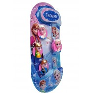 FROZEN LCD WATCH WITH 4 INTERCHANGEABLE COVERS