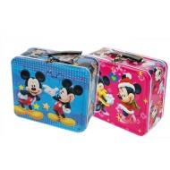 Kids Character Metal Lunchbox/ Gift Box- assorted designs