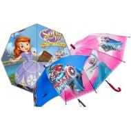 Character Umbrellas New designs- Frozen, Sofia, Avengers