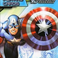 Marvel Avengers Jumbo playing cards