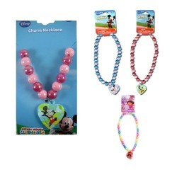 Girls Charm Necklaces- assorted