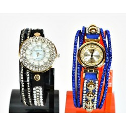Korean-Style Ladies Fashion Watch Bracelet- assorted designs