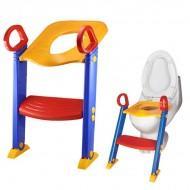 Kids Toilet Ladder Chair Potty