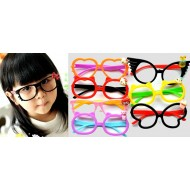Kids Open Lens Fancy Eyeglasses- assorted designs