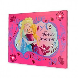Official Disney Frozen Canvas Wall Art  33 x 46cm- assorted designs