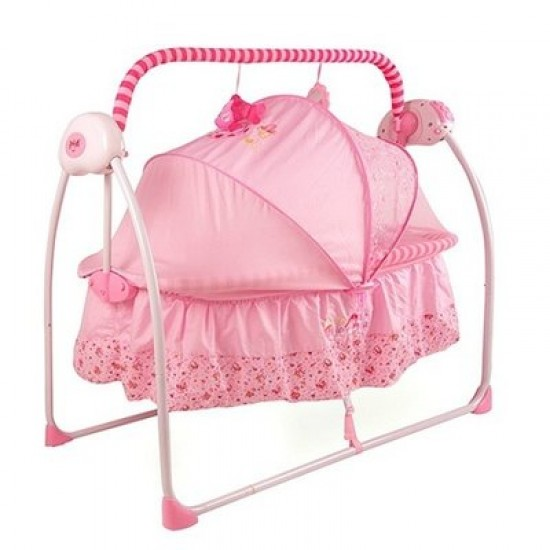 PRIMI Soothing Motions Cradle - Pink or Blue