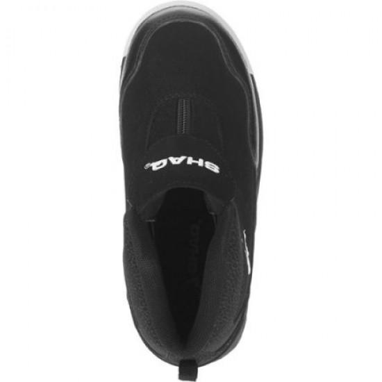 Shaq Boys Zip-up Atlethic Hi-top Shoe (US size 6)