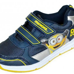 Minions Bob Boys Trainers- EUR Size 27
