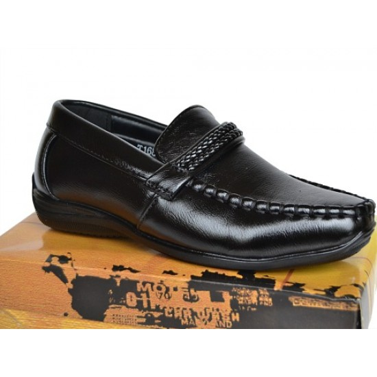 Mr Tom Boys Black Shoes (size 27, 28