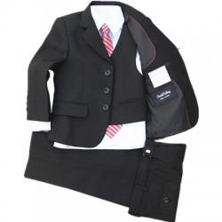 Kaerbindu Boys 5piece Formal Suit (1-8yrs) (includes white shirt & Tie)