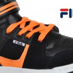 Boys Fila Hi-top Trainers- EUR size 34