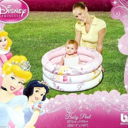 Disney Princess Baby 3 Ring Swimming Pool