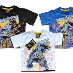Batman Toddler Boys' Graphic Tee (1-2yrs)