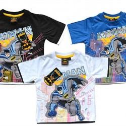 Batman Toddler Boys' Graphic Tee (1-2yrs)