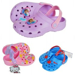Character Kids Clogs- Size 31-33