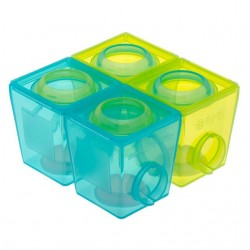 Brother Max 2nd Stage Weaning Pots (4pack)
